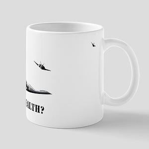 B2 Spirit Stealth Bomber Mug