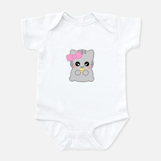 Easter Fun Neko Infant Bodysuit