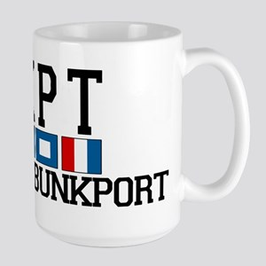 Kennebunkport ME - Varsity Design. Mugs