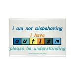 Understand Autism Rectangle Magnet (10 pack)