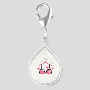 Breast Cancer Bra Charms