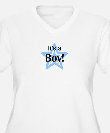 It's a Boy Star T-Shirt