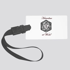 Hasardeur Large Luggage Tag