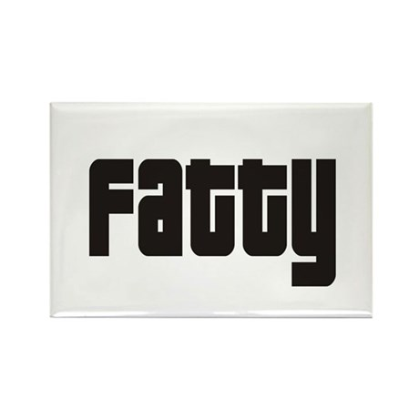 Fatty Rectangle Magnet (100 pack)