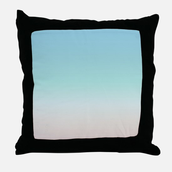 Unique Beach house Throw Pillow