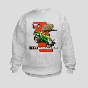 Oliver 1650 Tractor Sweatshirt