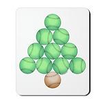 Baseball Tree Mousepad