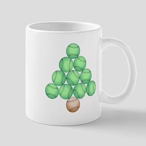 Baseball Tree Mug
