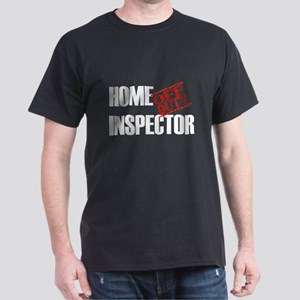 Off Duty Home Inspector Dark T-Shirt