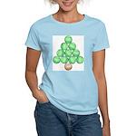 Baseball Tree Women's Light T-Shirt