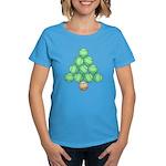 Baseball Tree Women's Dark T-Shirt