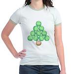 Baseball Tree Jr. Ringer T-Shirt