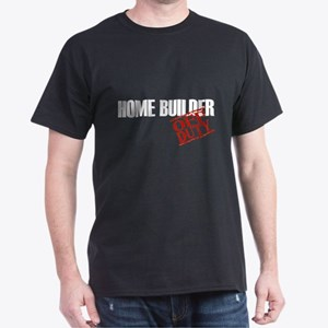 Off Duty Home Builder Dark T-Shirt