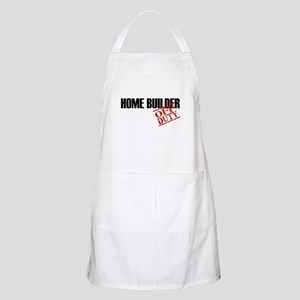 Off Duty Home Builder BBQ Apron