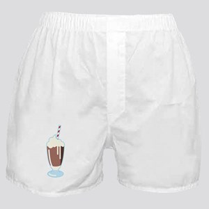 Root Beer Float Boxer Shorts