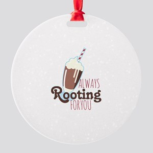 Rooting For You Ornament