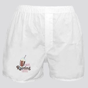 Rooting For You Boxer Shorts