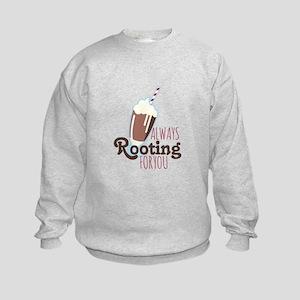 Rooting For You Sweatshirt