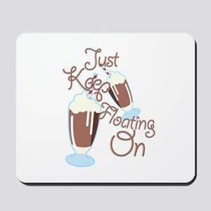 Keep Floating Mousepad
