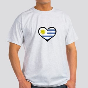 Uruguay Love Light T-Shirt