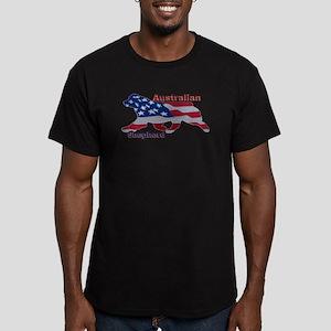US Flag Aussie T-Shirt