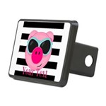 Cool Pink Pig Hitch Cover