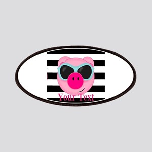 Cool Pink Pig Patch