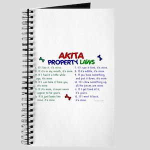 Akita Property Laws 2 Journal