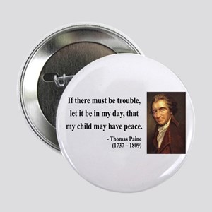 "Thomas Paine 6 2.25"" Button"
