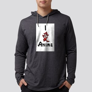 I love Anime Long Sleeve T-Shirt