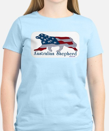 American Australian Shephard with a tail T-Shirt