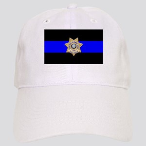 TDCJ Parole Thin Blue Line Cap