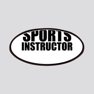 Trust Me, I'm A Sports Instructor Patch