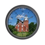 Big Bay Lighthouse Wall Clock