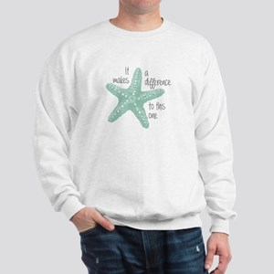 Makes a Difference Sweatshirt