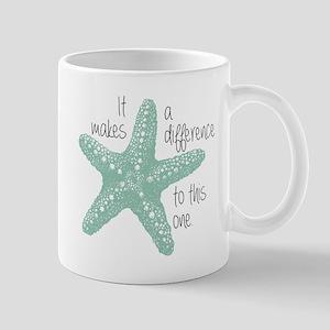 Makes a Difference Mug