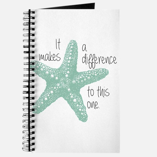 Makes a Difference Journal