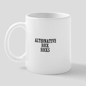 Alternative Rock Rocks Mug