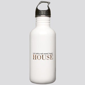 wall around Stainless Water Bottle 1.0L