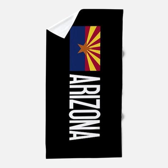 Arizona: Arizonan Flag & Arizona Beach Towel