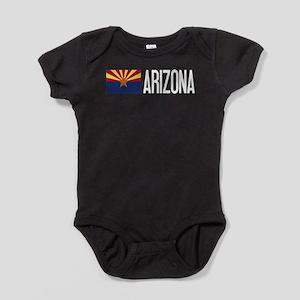 Arizona: Arizonan Flag & Arizona Baby Bodysuit