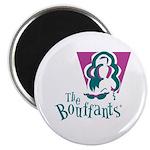The Bouffants Magnet
