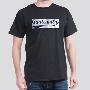 Blue Vintage: Guatemala Ash Grey T-Shirt