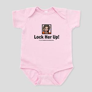 Lock Her Up Infant Bodysuit