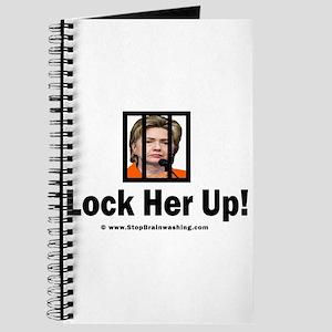 Lock Her Up Journal
