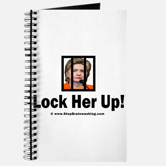 Lock Her Up Journal
