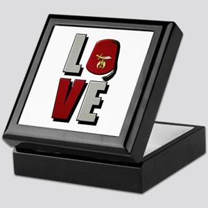 Shrine Love Keepsake Box