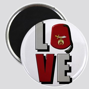 Shrine Love Magnets