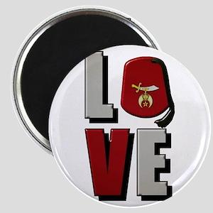 Shrine Love Magnets