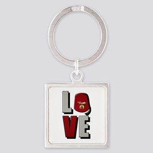 Shrine Love Keychains